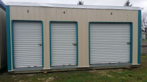 5x10 Self-Storage Units