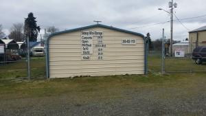 Self storage near Aberdeen